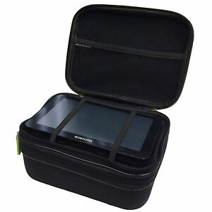 """7"""" Heavy Duty Carry All Case for Snooper S6800 S7000 S8000 DB8500 S8100 S8110"""