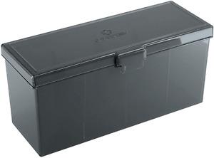 Fourtress 320+ Deck Box: Black GameGenic Asmodee NEW