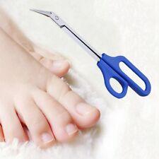 1 Pc Cutting Clipper Cutter Easy Grip Long Toe Nail Toenail Scissor Manicure New