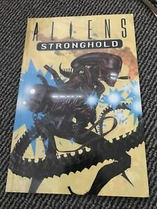 Aliens Stronghold Graphic Novel / Comic Book