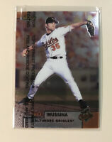 1999 Topps Finest Baseball - #34 - Mike Mussina - Baltimore Orioles