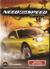 Need for Speed Beach Race Themendeck - Deutsch - Neu & OVP