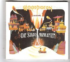 (HK253) Woodpigeon, Die Stadt Muzikanten - 2010 Sealed CD