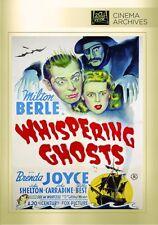 Whispering Ghosts DVD (1942) - Milton Berle, Brenda Joyce, Alfred L. Werker