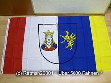 Fahnen Flagge Ribnitz Damgarten - 90 x 150 cm
