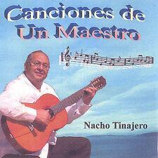Tinajero, Nacho : Canciones De Un Maestro CD