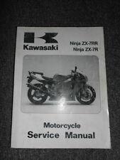 1996 Kawasaki Ninja ZX-7RR ZX-7R Service Repair Shop Manual OEM FACTORY