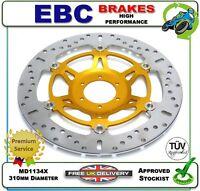 NEW EBC FRONT BRAKE DISC ROTOR MD1134X 310mm HONDA CBR 900 RR-W 98 FIREBLADE