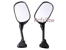 One Pair Motorcycle Rear View Mirror Fit For HONDA VFR 800 2002-2008 2007 2006