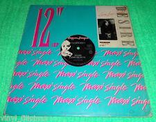 "PHILIPPINES:GENE LOVES JEZEBEL - Desire,Come & Get It 12"" EP/LP,New Wave,80's"