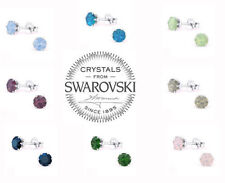 Swarovski Stud Costume Earrings