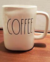 "Hard to find Ivory Rae Dunn LL ""COFFEE"" Mug by Magenta."