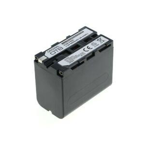 US ON1455 Battery for Sony NP-F960 / NP-F970 Li-Ion 6600mAh