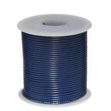 """26 AWG Gauge Stranded Hook Up Wire Blue 250 ft 0.0190"""" UL1007 300 Volts"""