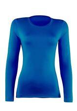 Équipements de neige vêtements, accessoires bleus pour les sports d'hiver femme
