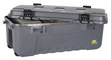 Plano Molding Company Heavy-Duty Lockable Sportsman's Trunk Grey Case Storage