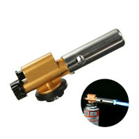 Multi-Functional Butane Gas Blow Torch Soldering Iron Heat Gun Kit Flame Starter