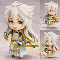 "Anime Touken Ranbu Online Kogitsunemaru 4"" PVC Action Figure Model Toy Gift"
