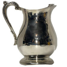 New listing Towle Silver Plate Plated Ice water pitcher ice B-22 Super nice Vintage Rare