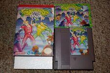 Battletoads & Double Dragon The Ultimate Team (Nintendo NES) Complete GOOD CC