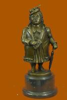 Contemporary Bronze Figures `Botero` Sculpture Figurine Statue Reproduction DEAL
