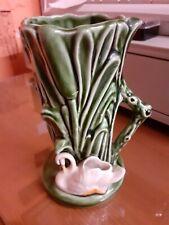 Sylvac Vintage Swan Vase - Riverside Range - 4377