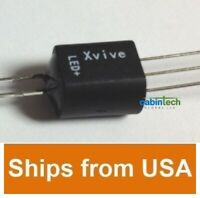 Qty 4 of Xvive Audio VTL5C3/2 Dual Element Opto-Coupler Vactrol