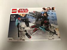 LEGO Star Wars 75197, First Order Specialists Battle Pack, NEU, OVP