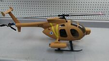 Hughes MD500 Defender 450 Size Scale Helicopter Fuselage for Align T-Rex CopterX
