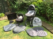 Silver Cross Surf Elevation - Travel System Car Seat & Pushchair Buggy