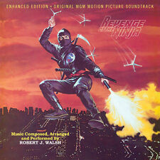 Revenge Of The Ninja - Enhanced Original Score - Limited 1000 - Robert J Walsh