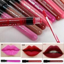 LONG LASTING WATER PROOF LIP LIQUID PENCIL MATTE LIPSTICK BEAUTY MAKEUP LIPGLOSS