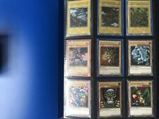 Yugioh Card Collection Lot - Binder, Secret, Ultimate, Ultra, Super Rare Updated