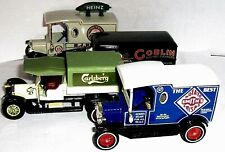 COLLECTABLE MATCHBOX TRUCKS boxed 1:40  - click SELECT to view INDIVIDUAL items