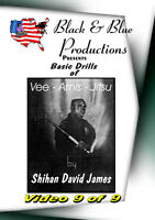 David James - Vee-Arnis-Jitsu DVD #9 Vee Jitsu'te Drills Sets 10 - 13