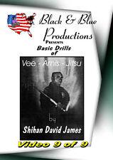 David James - Vee-Arnis-Jitsu DVD #9 Vee Jitsu'te Drills Sets 10 - 13