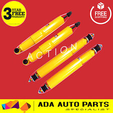 4 FORD COURIER PC PD 2WD FRONT & REAR SHOCK ABSORBERS  85-99 HEAVY DUTY1