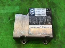 VW PASSAT B6 2006 SRS Control Unit Module 3C0909605N TESTED