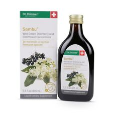 Sambu Guard (Wild Elderberry Concentrate) Dr Dunner 5.9 oz Liquid