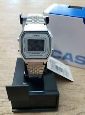 New Casio Illuminator 3284 LA680WA Quartz Digital - Bracelet Steel