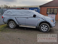 Mitsubishi L200 with Hard Top fitted 2005-2015 Half Size Car Cover