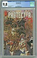 Protector #1 CGC 9.8 1st First Print Edition Image Comics James Stokoe Cover