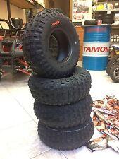 4 Gomme Cst Tractor 145x70-6 145/70-6 Mini Quad 4t 6,Treno Completo 2 Ant+2 Post