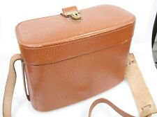 ROX Lederfototasche Fototasche Tache Fotobag case echt Leder from leather ANKAUF