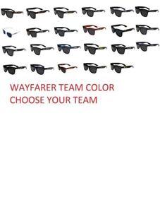 NFL Football Beachfarer Sunglasses RETRO Team Logo Pick your Team Sun Glasses