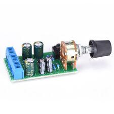 DC 1.8-12V TDA2822M 2.0 Channel Stereo Mini AUX Audio Amplifier Board Module AMP