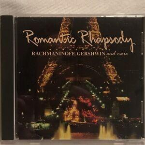 Romantic Rhapsody CD Rachmaninoff Gershwin and More Classical Music