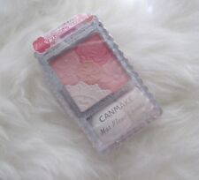 CANMAKE Mat Fleur Cheeks Blush Matte Apricot with Brush Soft Light Finish SEALED