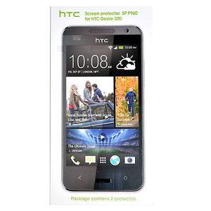 HTC SP P960 Displayschutzfolien 2 pcs, Folien, Schutzfolien für HTC Desire 300