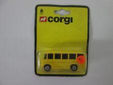 Vintage Corgi Juniors Mercedes-Benz Bus
